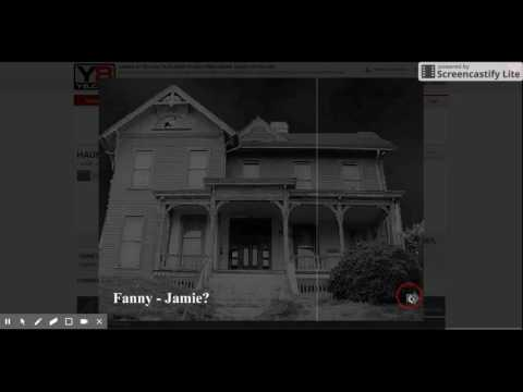 HAUNTED HOUSE MASSACRE GAME OH MY GODMY MOM!!!!! |