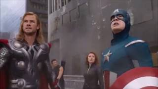 The Avengers TRIBUTE [NOT GONNA DIE] [SKILLET]