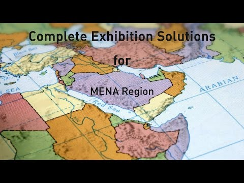 Best Exhibition Solutions for Middle East and North Africa
