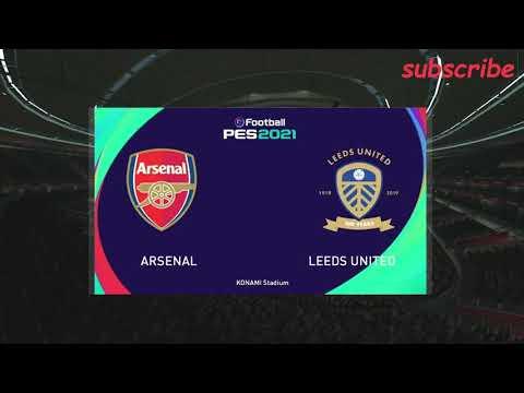 Highlights Arsenal vs Leeds United   all goals & gameplay 20/21