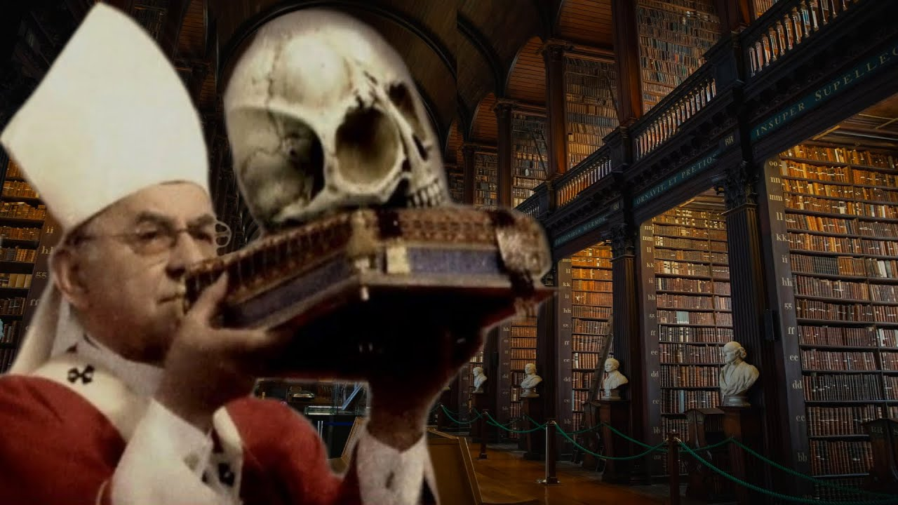 Vatican Secret Archives: The History of Humanity Locked Away - Universe Inside You