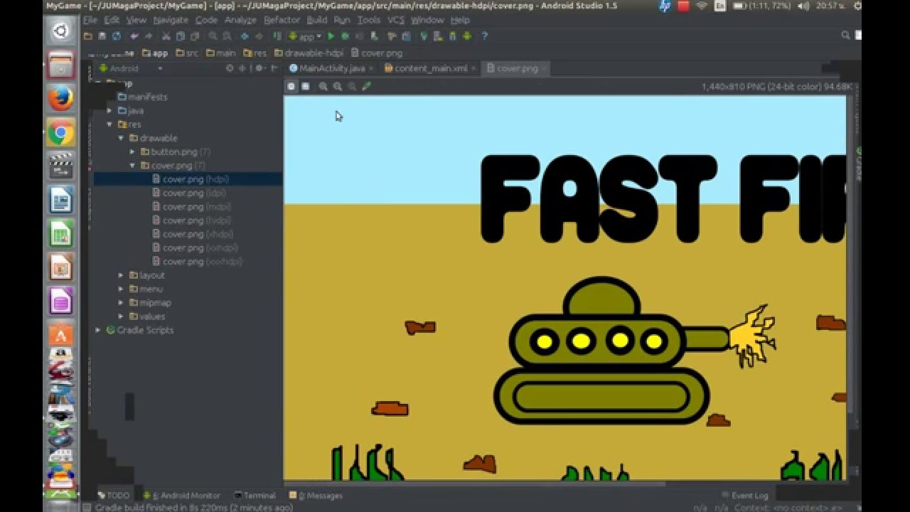 [Android Tip] How Add Image To Android Studio By Drawable Plugin