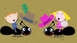 Ben and Holly's Little Kingdom Full Episode 鸞Cowboy Ben and Cowgirl Holly | 4K | Cartoons for Kids