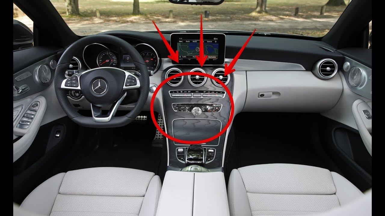 C300 interior 2018 for Mercedes benz c300 interior