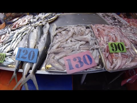 Морепродукты на острове Пхукет: рынки и рестораны