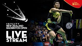SKYCITY New Zealand Badminton Open Semi-finals - Court 2