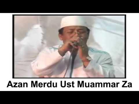 #adzan Ust. Muammar ZA -