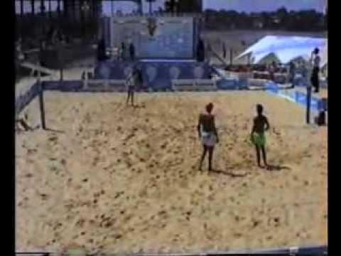 Pro Beach Volleyball Australia (PBVA) - Manly Beach -1989