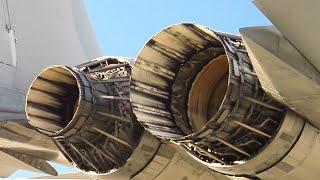 Американский пилот F-15 играет со своими реактивными двигателями: F-15 Eagle в действии
