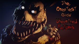 [SFM/FNAF] The Greatest Show Unearthed Returns by Creature Feature