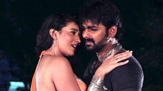 Pawan Singh & Akshara Singh Romantic feeling