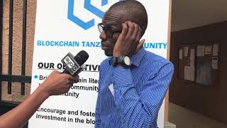 Blockchain community seminar - AyoTV Interview