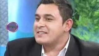 Andrés Riveros en Televisa de Magaly