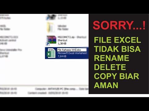 Cara menggunci file PDF adalah salah satu cara bagaimana kita mengamankan file atau dokumen agar tid.