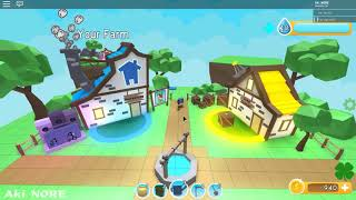 Roblox Flora Frenzy game #10 Neighbors came to me