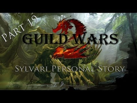 Guild Wars 2 - Sylvari Personal Story Part 19 - Triple Hyperbeam