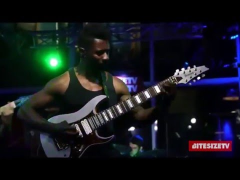 Tosin Abasi Animals As Leaders Tooth And Claw Youtube