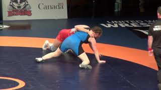 2019 Canadian Trials WW62kg Ana Godinez (BMWC) vs M  Walls (London)