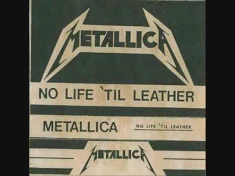 Metallica - Jump in the Fire (No Life 'Til Leather Demo)