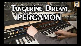 Скачать Tangerine Dream PERGAMON 2017 Cover