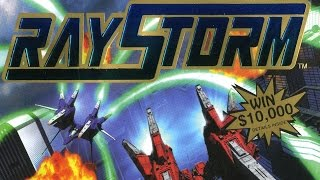 CGR Undertow - RAYSTORM review for PlayStation