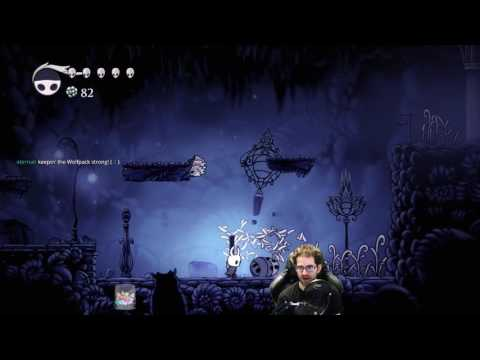 Lobos Plays Hollow Knight (Pt. 1)