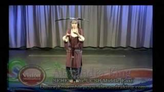 Belly Dance, Alexandra King -1