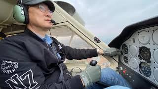 경비행기 조종전문 아트항공레저 5월일상