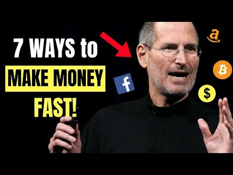 7 WAYS to MAKE MONEY ONLINE | How to Save and Make Money to Become Rich