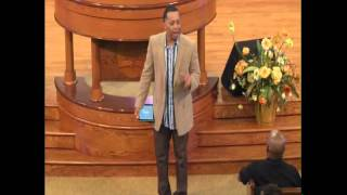 Sunday 8-30-2015: Bishop George Davis - Unforced Rhythms of Grace, Part 2