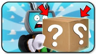 Was in der Mystery Game Box - Roblox Cash Grab Simulator