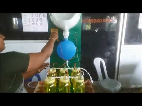 FREE ENERGY URINE POWER GENERATION HI-TECH RESEARCH FOUNDATION