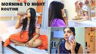 My Morning to Night Routine   A Day in My Life   Hindi Vlog