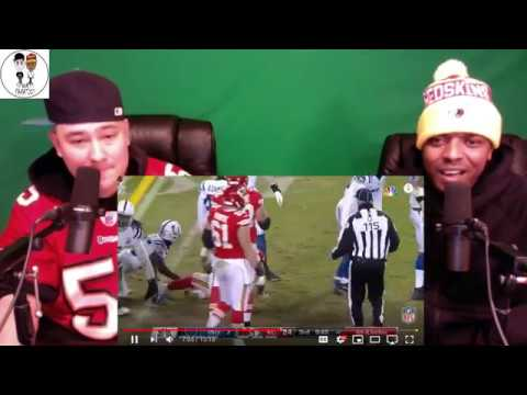 Colts vs Chiefs | Reaction | AFC Divisional Playoff Game Highlights