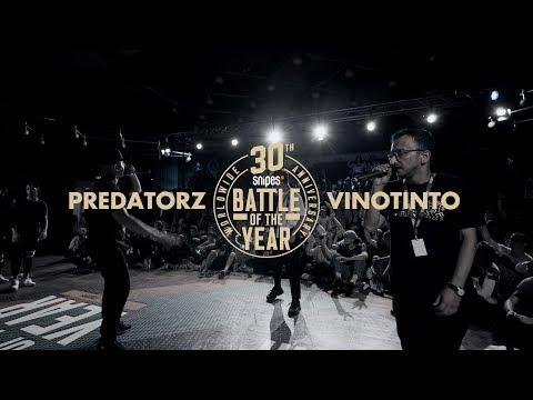 Predatorz Vs Vinotinto   Crew Final   Snipes BOTY CE 2019