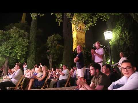 Concierto de Gallardo del Rey en la Mezquita Catedral dentro del Festival de la Guitarra de Córdoba