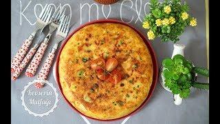 Tortilla (İspanyol Omleti) Tarifi