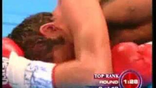 Oscar De La Hoya vs. Bernard Hopkins 9th Rd KO