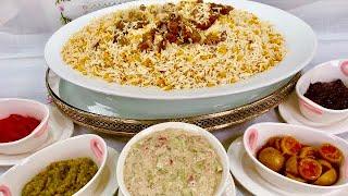 رز بالحمص | من اكلات المدينة المنورة التراثية