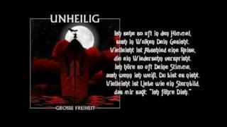 Unheilig Sternbild + Lyrics