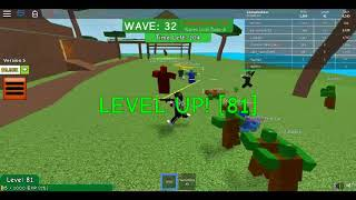 Zombie Attack (Part 1) (ROBLOX)