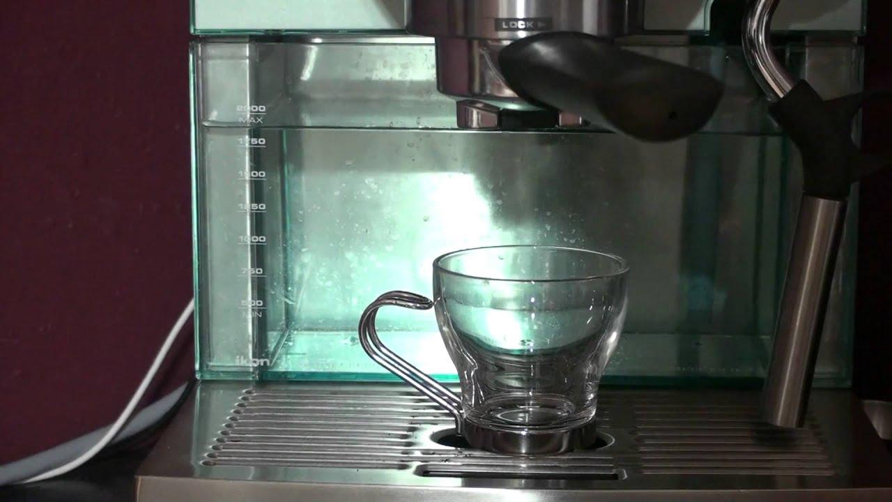bafc6527495 Breville Icon Espresso Mashine Review - YouTube
