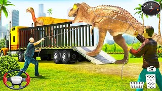Angry Dino Zoo Transport Truck - Animal Transport Truck - Android GamePlay