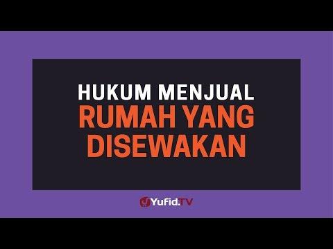 hukum-menjual-rumah-yang-disewakan---poster-dakwah-yufid-tv