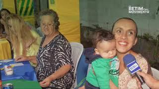 IZA CARDOSO - Programa Betim em Movimento - FORRÓ DA APROMIV