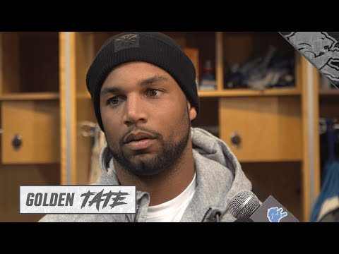 Golden Tate on facing the Seahawks