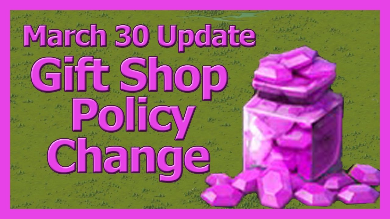 Gift Shop Update - Real Talk - Lords Mobile