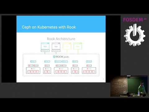 Why you should master Rook for Ceph storage on Kubernetes