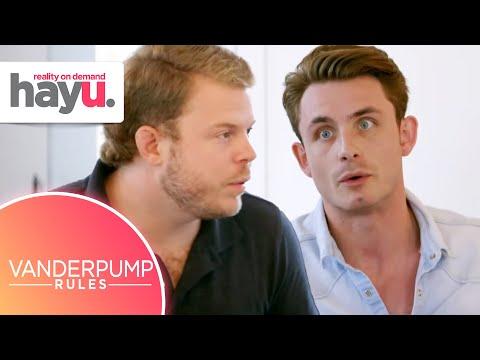 Max and James' Friendship is Hitting Rock Bottom   Season 9   Vanderpump Rules