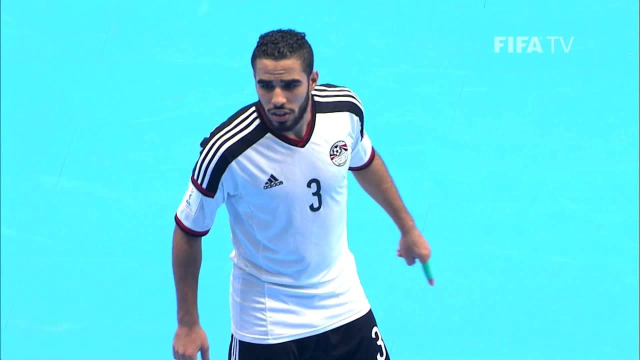 Video: Futsal Cuba vs Futsal Ai Cập